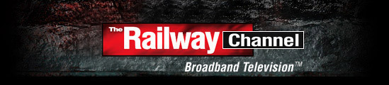 Logo for The Railway Channel